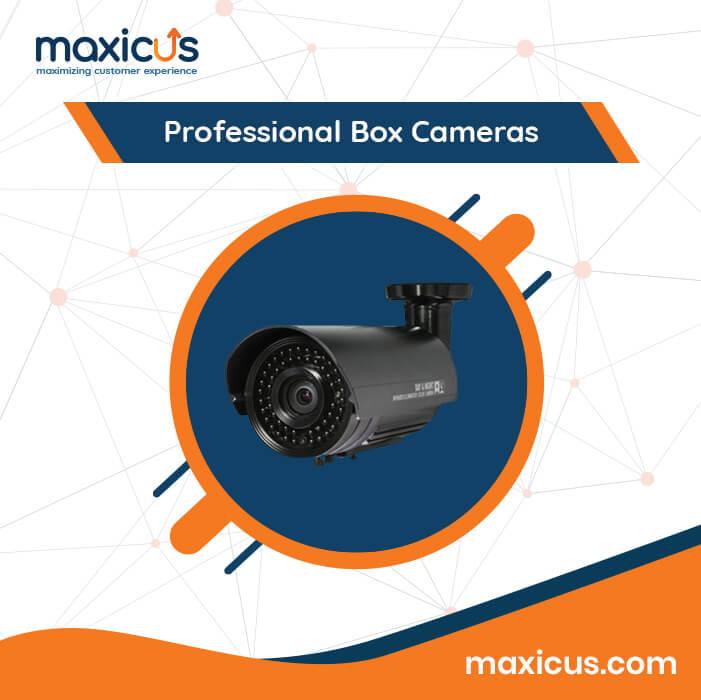 Professional Box Cameras